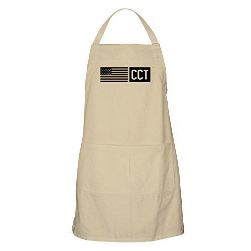 CafePress – US Air Force CCT – Küchenschürze, Grillschürze, Backschürze Khaki