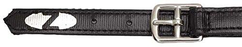 zilco 19mm Course Étrier Sangles-Long Noir