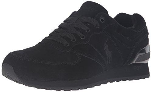 Polo Ralph Lauren Slaton poney Fashion Sneaker Noir
