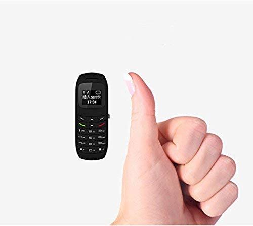 El teléfono móvil más pequeño L8Star BM70 Tiny Mini Mobile Negro Desbloqueado