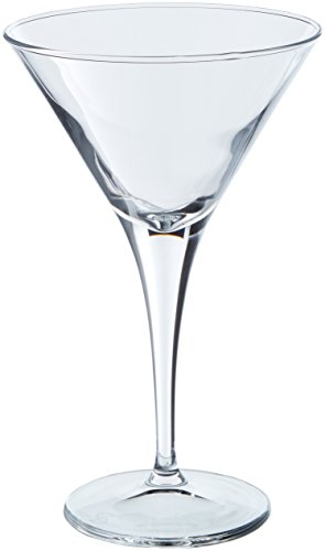 330Y60 Lot de 6 verres à cocktail en V 25 cl