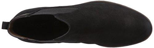 Bugatti R1038PR5G Herren Chelsea Boots Schwarz (schwarz 100)