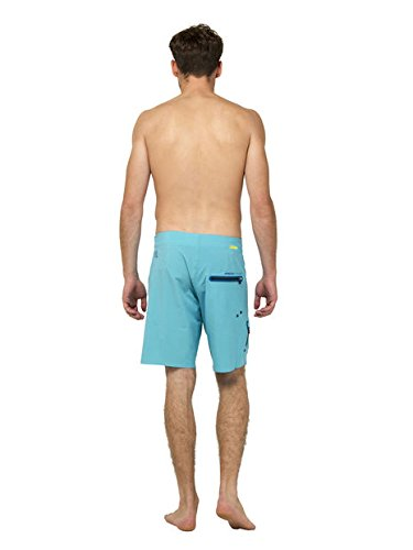 Protest ROOTS boardshort Cool Aqua