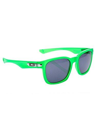 Herren Sonnenbrille Oakley Garage Rock Wally Lopez mat green (Oakley Sonnenbrille Grün)