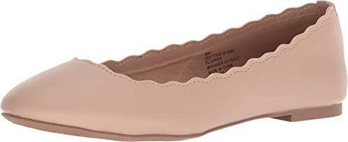 ESPRIT Frauen Flache Schuhe Pink Groesse 6.5 US /37.5 EU
