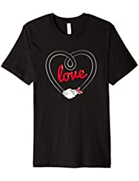 Disney Mickey and Minnie Mouse Love Holding Hands T-Shirt