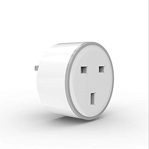 yjll Smart Plug WiFi Smart Socket Power Monitor EU UK Plug Outlet...