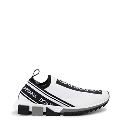 Scarpe Basse Sneakers Uomo Bianco (CS1595_AH677) - Dolce&Gabbana