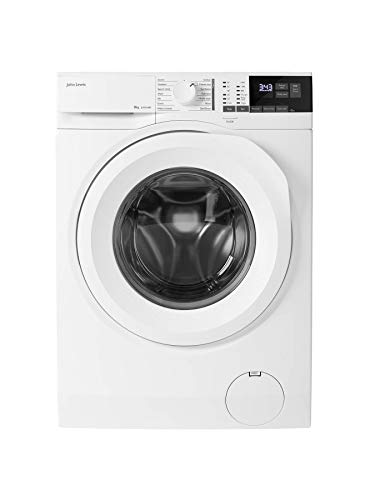 John Lewis JLWM1407 Freestanding Washing Machine, 7kg Load, 1400rpm Spin, A+++ Energy Rating, White