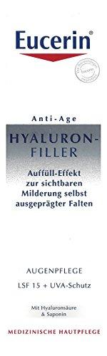 Eucerin Hyal Fill Occh, 15m Viso