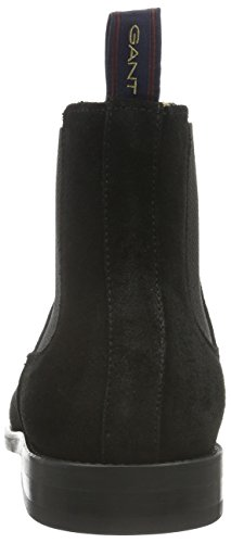 Gant Max, Bottes Classiques homme Noir - Schwarz (black G00)