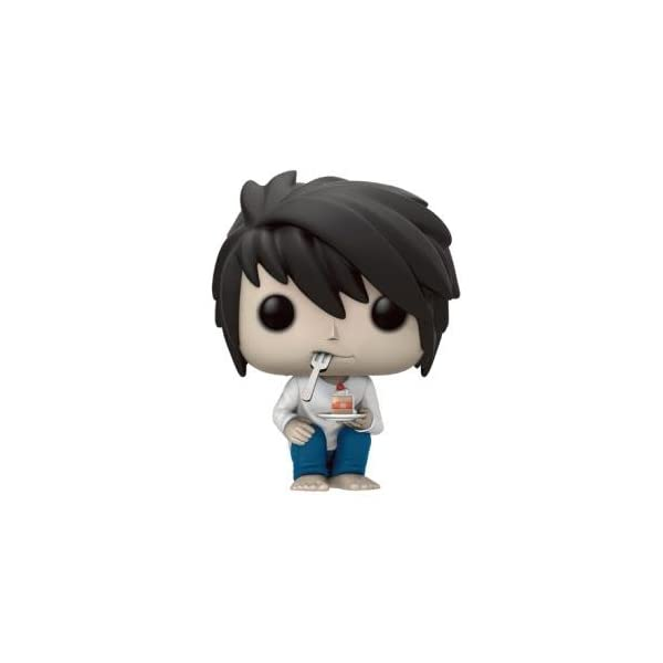 Funko Pop L con pastel (Death Note 218) Funko Pop Death Note