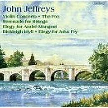 Violin Concerto / Serenade for Strings / Elegy by Jeffreys (1997-04-11)