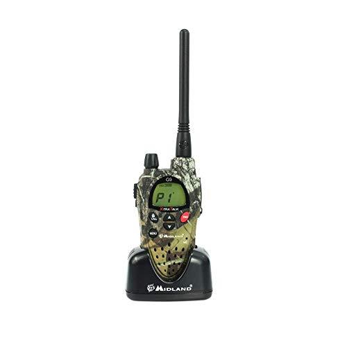 Midland G9 Plus Radio Ricetrasmittente Walkie Talkie Dual Band 8 Canali PMR446...