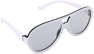 New Akira Circular Polarized Óculos 3D Para TV 3D Real Cinema 0.42mm