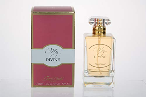 My Divine EAU DE PARFUM 100ml FOR WOMEN by DIANE CASTEL