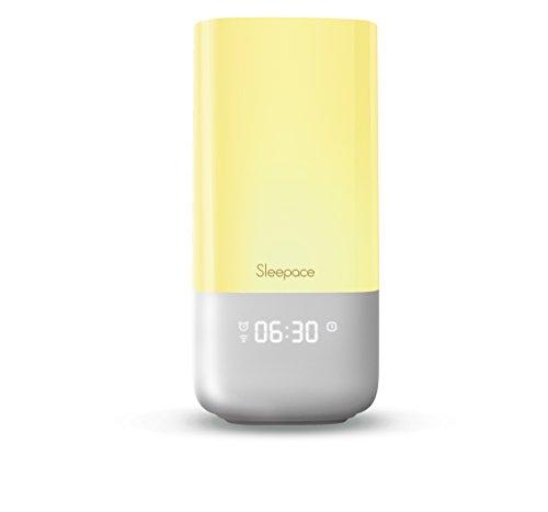 Strand-systeme (Sleepace NOX Smart WLAN Schlaflicht / Wake-up Licht mit Sonnenaufgangsfunktion für Android &. IOS)