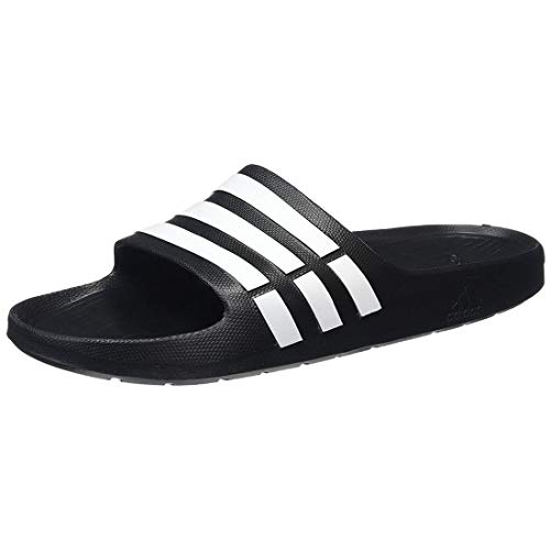 adidas Originals Duramo Slide, Chaussures de Plage & Piscine Mixte Adulte