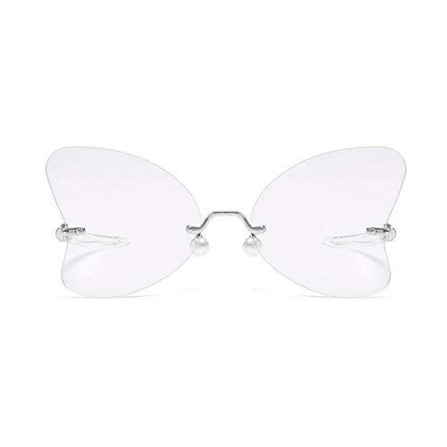 RLJJSH Sonnenbrillen Mode Retro Vintage Heart Shaped UV 400 Sonnenbrillen Gradient Sonnenbrillen Sonnenbrillen Sonnenbrille (Farbe : Gray, größe : One Size)