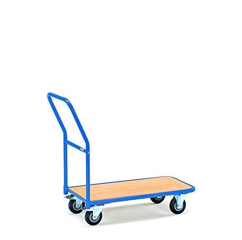 Fetra Magazinwagen, Traglast 200 kg, 1 Stück, Außenmaße 1250 x 600 x 910 mm, blau, 1202 (Ar-lager-werkzeug)