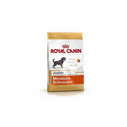 Royal Canin Mini Schnauzer Junior (1.5kg) (Pack of 2)