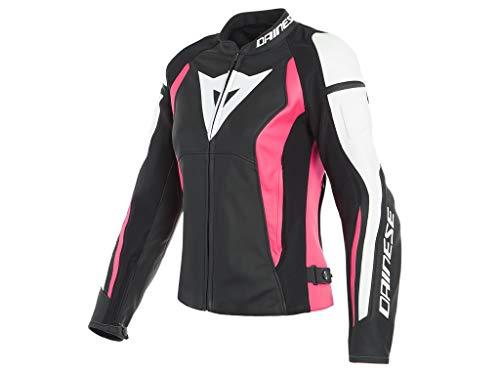 Dainese nexus giacca da motociclista da donna, in pelle