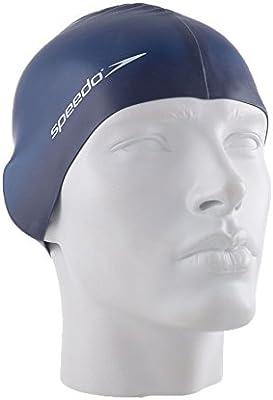 Speedo Palin Silicone - Gorro de natación para hombre