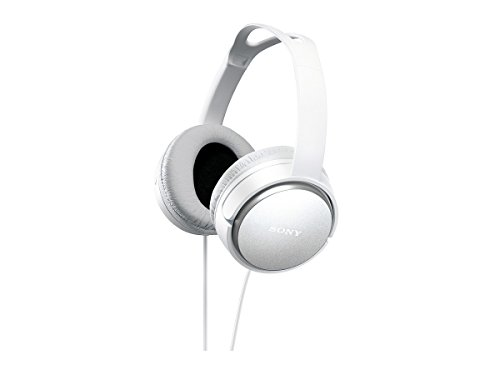 SONY Stereo Headphones White MDR-XD150/W  available at amazon for Rs.4146