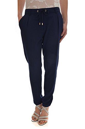 <p>LIU JO SPORT Pantaloni tasca in piedi donna, T16102-T8423 verde/blu, regular fit</p>
