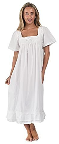 The 1 for U 100% Cotton Nightdress - Evelyn