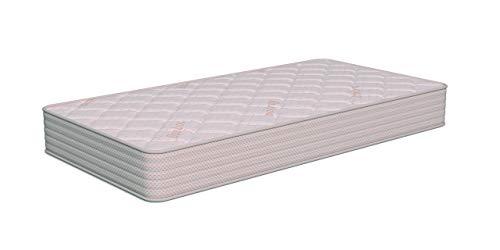 NATURALIA - Colchón de Cuna Ergosac Muelles ensacados Altura 15 cm - 70x140 cm