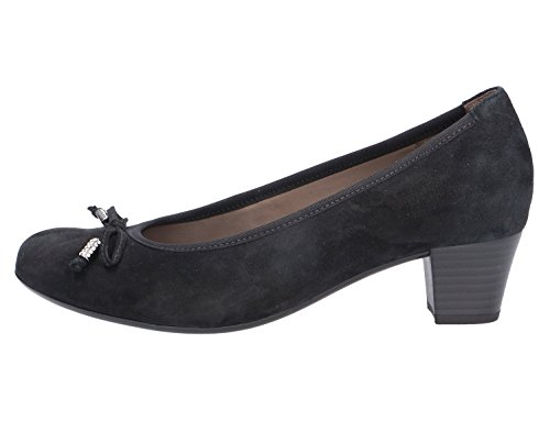 Gabor Ladies Pumps Nero