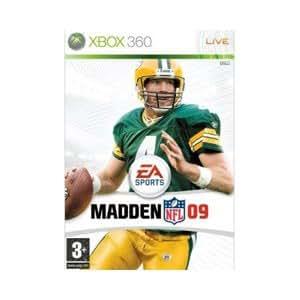 Madden NFL 09 (Xbox 360) [import anglais]