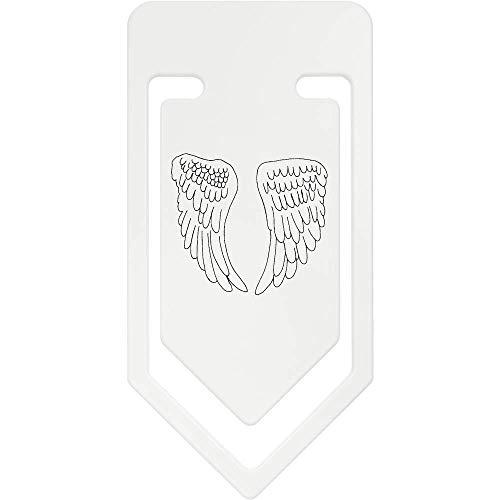 Azeeda 141mm 'Engelsflügel' Riesige Plastik Büroklammer (CC00041218)