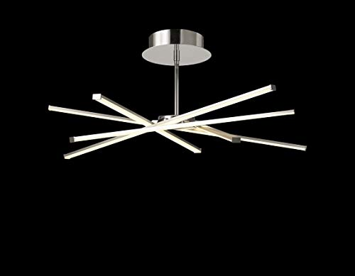 Mantra Plafonnier 5 Lampes LED dimmable Star