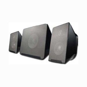 Samsung Pleomax S2-615B Canal 2.1 système multimédia de haut-parleurs pour ordinateur 30 Watt Noir