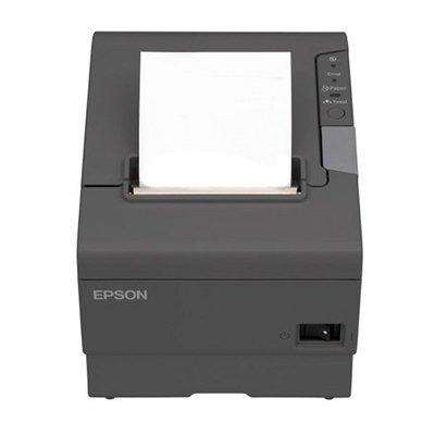 Pos-drucker Epson (Epson TM-T88vi (112)–Terminal für Verkaufsstelle (kabellos und kabelgebunden, IEEE 802.11b, IEEE 802.11g, IEEE 802.11N, POS, Thermo, USB-Typ A, USB-Typ B, Ethernet, RS-232, USB 2.0, Wireless LAN).)