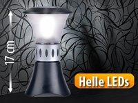 Lunartec LED-Laterne von Lunartec