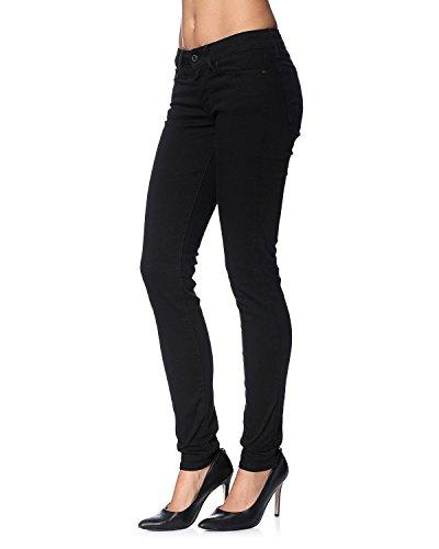 Levi's - Jeans 711 Skinny - 711 SKINNY BLACK SHE black sheep