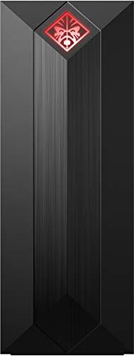 Price comparison product image PC HP OMEN OBELISK 875-0945NS - I5-8400 2.8GHZ - 8GB - 1TB+256GB SSD - GF GTX1050TI 4GB - WIFI AC - BT 4.2 - W10 - TECLADO+RATÓN - NEGRO