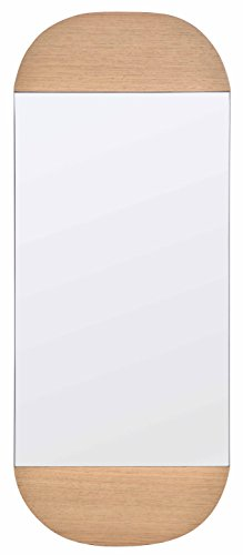 Innova Editions Lund Mirror - Natural - 40x100cm Best Price and Cheapest