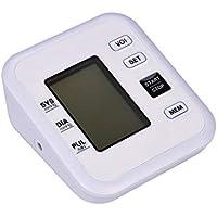 Zywtrade Monitor de presión Arterial del Brazo Superior de la Pantalla Memoria Doble Inteligente presurizado sphygmomanometer