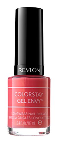 Colorstay Revlon Nail Enamel Gel LONGWEAR Envy - Lady Luck (110)