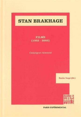 Stan Brakhage films (1952-2003)