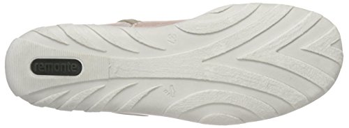 Remonte R3474, Baskets mode femme Rose (Steel/rosa/grey / 31)