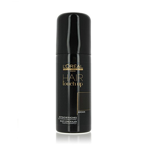 L'Oréal Professionnel Hair Touch Up Spray brown, (3x 75 ()