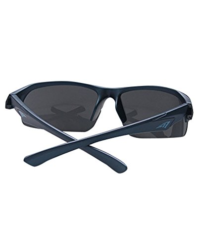 MissFox Homme Lunettes de Soleil - Sport - Cyclisme - Ski - Conduite - Moto-Taille Unique / Protection 100% UV400 Bleu Gris c2rwYxNhp