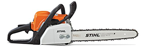 STIHL Cast Iron Chain Saw MS-170 (Orange)