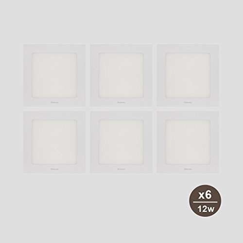 diolumia-lot-de-6-spots-encastrables-led-carres-12w-consommes-equivalent-100w-blanc-froid-6000k-960l