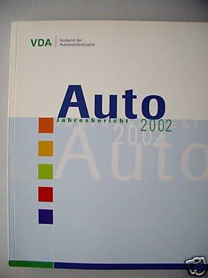 Auto 2002 VDA Verband der Automobilindustrie